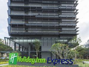 新加坡克拉碼頭智選假日酒店(Holiday Inn Express Singapore Clarke Quay)