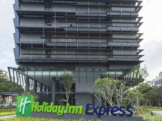 how to go holiday inn singapore