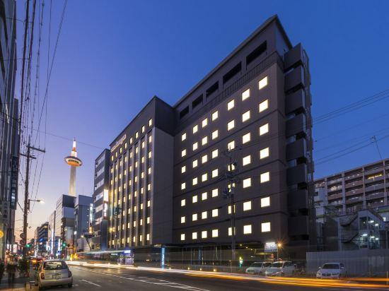 花螢之湯京都站前多米豪華酒店(Hotel Dormy Inn Premium Kyotoekimae)外觀