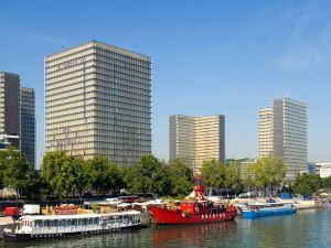 巴黎馬塞納奧林匹茲宜必思尚品酒店