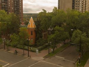 埃德蒙頓市中心智選假日酒店(Holiday Inn Express Edmonton Downtown)