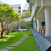 曼谷拉瑪花園酒店酒店預訂