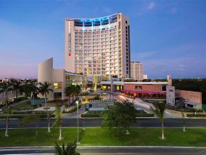 坎昆中心克里斯塔爾城市酒店