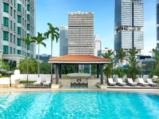 新加坡洲際酒店(InterContinental Singapore)文化景觀房