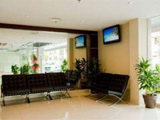 哥打京那巴魯六十三酒店(Hotel Sixty3 Kota Kinabalu)公共區域