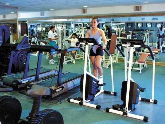 八打靈再也希爾頓酒店(Hilton Petaling Jaya)健身房