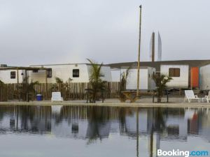 帕拉卡斯360生態旅館
