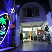峴港喜海灘青年旅館酒店預訂