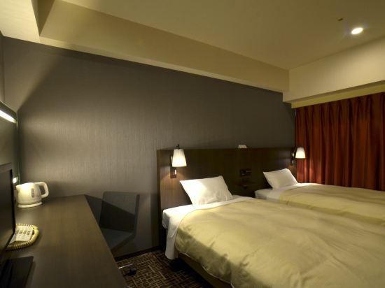 福岡運河城華盛頓酒店(Canal City Fukuoka Washington Hotel)現代雙床房