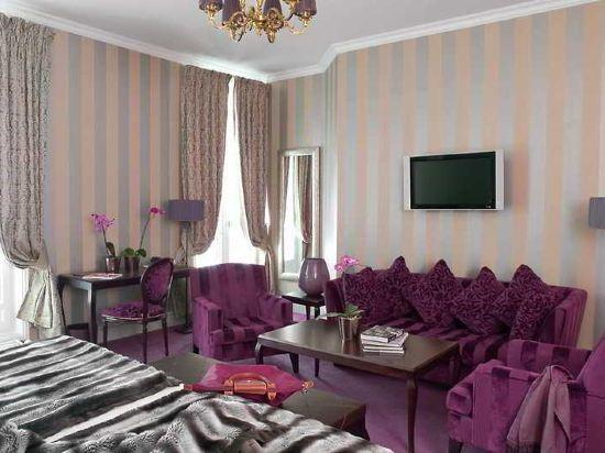 巴黎香謝麗舍廣場酒店(Hotel Champs Elysees Plaza Paris)精緻套房