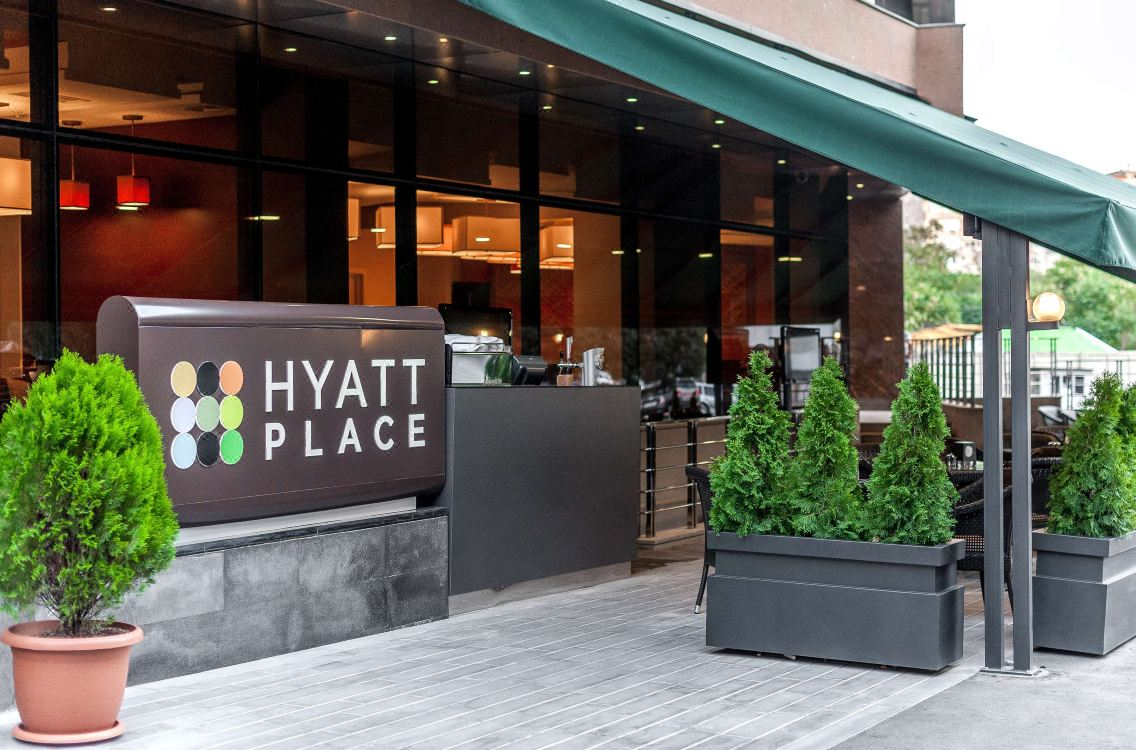 Hyatt Place Yerevan Hotel Reviews And Room Rates