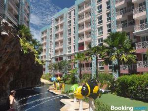 芭堤雅格蘭德加勒比海C413號公寓(Grand Caribbean Pattaya C413)