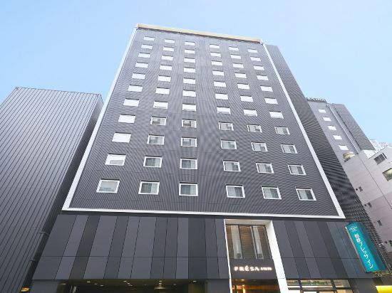 東京相鐵弗雷薩旅店銀座七丁目酒店(Sotetsu Fresa Inn Ginza-Nanachome)外觀