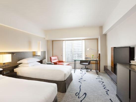 東京希爾頓酒店(Hilton Tokyo)豪華雙床房