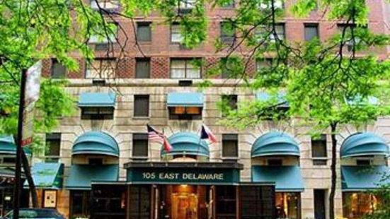 The Whitehall Hotel Chicago