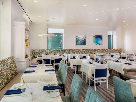 紐約市金融中心/曼哈頓市區希爾頓花園酒店(Hilton Garden Inn NYC Financial Center/Manhattan Downtown)餐廳