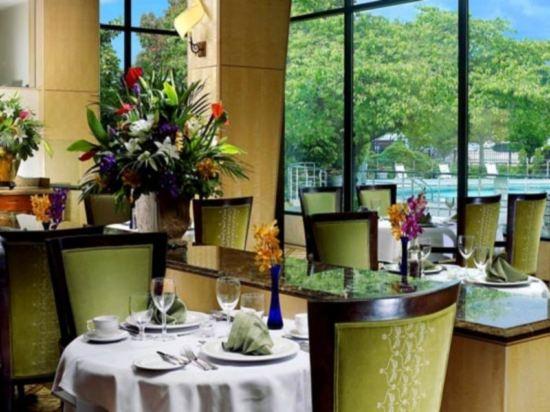 海柏温哥華威斯汀酒店(The Westin Bayshore Vancouver)餐廳