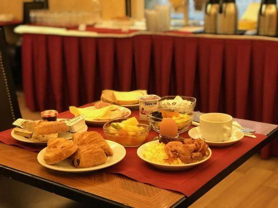 巴黎卡斯蒂尼奧那酒店(Hotel de Castiglione Paris)餐廳