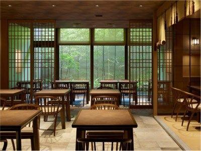 京都祗園賽萊斯廷酒店(Hotel the Celestine Kyoto Gion)餐廳