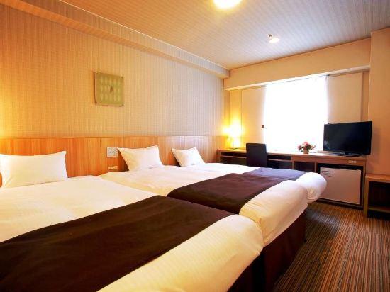 札幌站前Nest酒店(Nest Hotel Sapporo Ekimae)好萊塢三人房