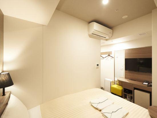 東京相鐵Fresa-Inn銀座三丁目酒店(Sotetsu Fresa Inn Ginza Sanchome)大床房