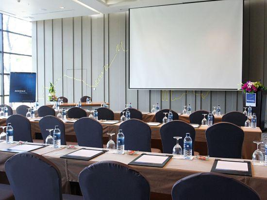 曼谷素萬那普機場諾富特酒店(Novotel Bangkok Suvarnabhumi Airport)會議室