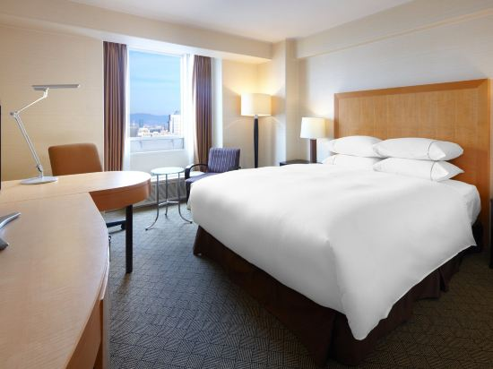 大阪都喜來登酒店(Sheraton Miyako Hotel Osaka)尊貴大床房