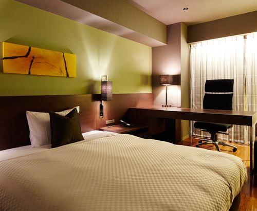 福岡天神UNIZO酒店(HOTEL UNIZO Fukuoka Tenjin)雙床房