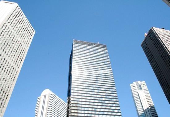 宜必思東京新宿酒店(Ibis Tokyo Shinjuku)外觀