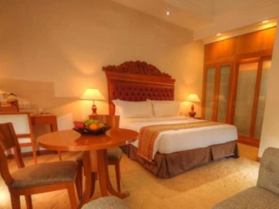 吉隆坡皇家朱蘭酒店(Royale Chulan Kuala Lumpur)尊貴套房