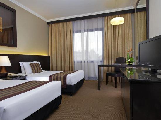 吉隆坡昂卡薩酒店(Ancasa Hotel & Spa Kuala Lumpur)豪華房