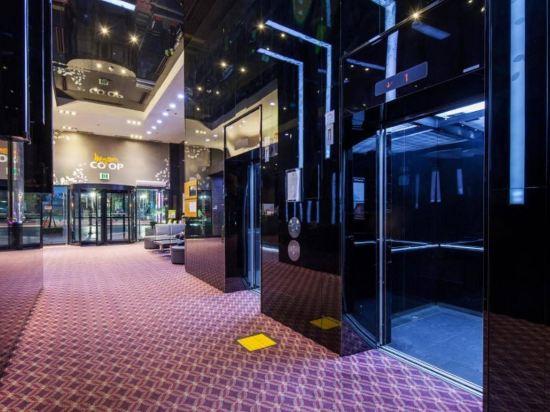 東大門西方高爺公寓酒店(Western Coop Hotel & Residence Dongdaemun)公共區域