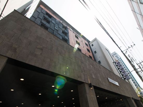 釜山B.Cent酒店(B.Cent Hotel Busan)外觀