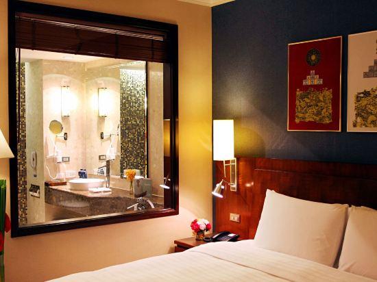 曼谷素萬那普機場諾富特酒店(Novotel Bangkok Suvarnabhumi Airport)豪華房