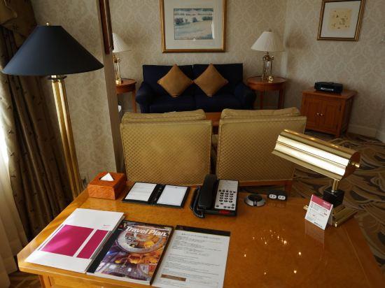 名古屋萬豪酒店(Nagoya Marriott Associa Hotel)轉角套房