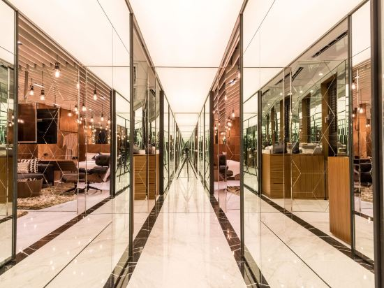 東大門設計師酒店(Hotel the Designers Dongdaemun)設計師大床套房