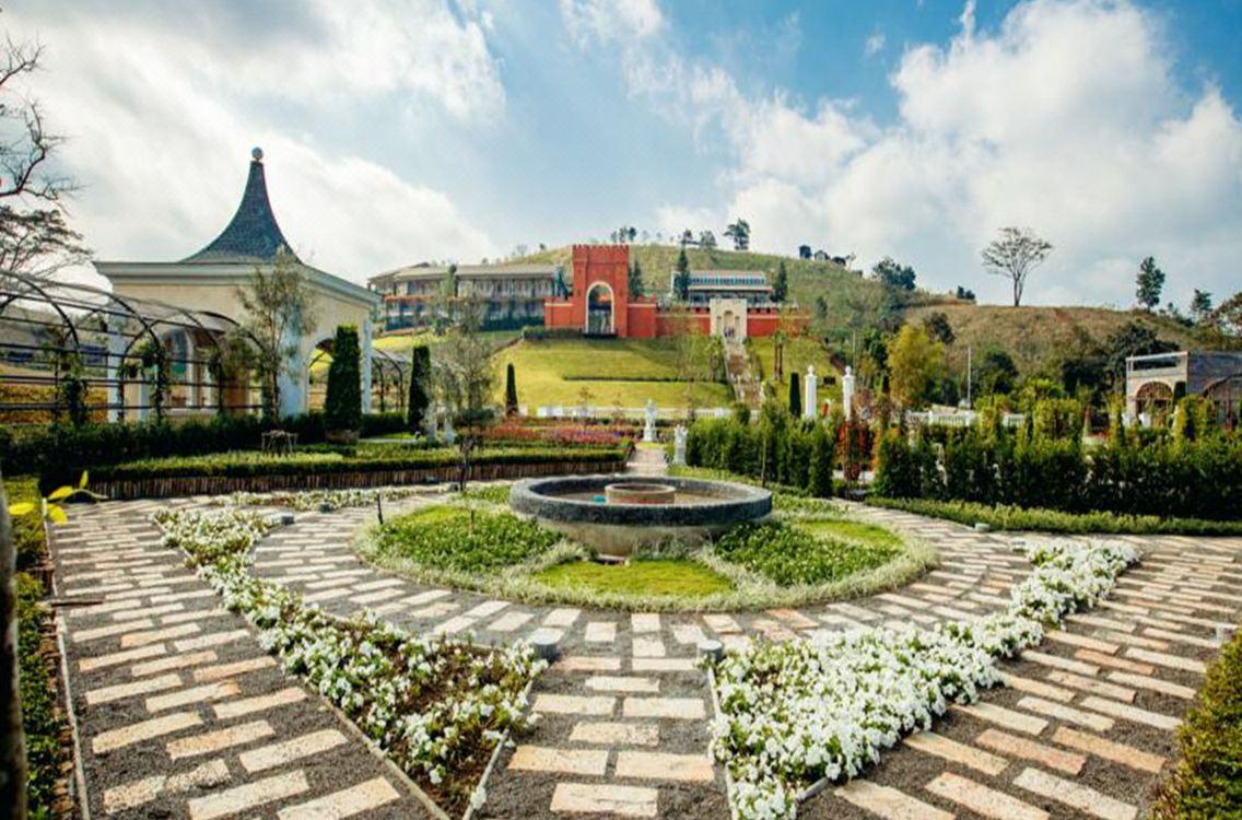 The Blue Sky Resort Khao Kho Hotel Reviews And Room Rates