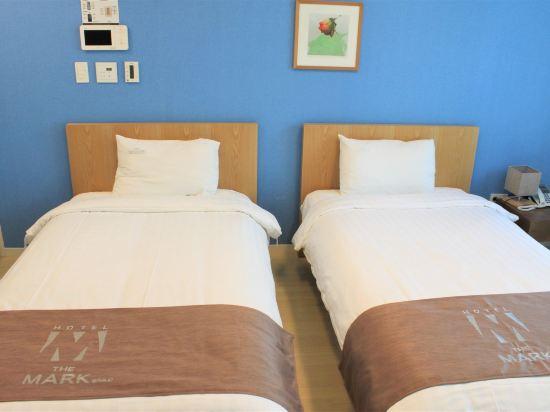海雲台馬克酒店(Hotel the Mark Haeundae)雙床房