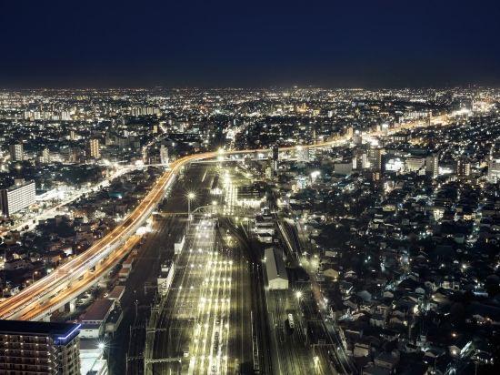 名古屋王子大飯店(Nagoya Prince Hotel Sky Tower)豪華轉角房