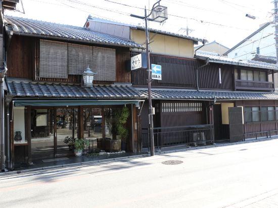 京都雅然居酒店(祇園)(Hotel Alza Kyoto)城景豪華大床房