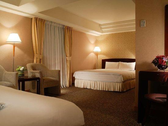台北神旺大飯店(San Want Hotel)豪華3人房