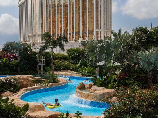 澳門銀河酒店(Galaxy Hotel)室外游泳池