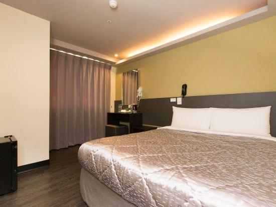 台中巧合大飯店(Chance Hotel)雙人房