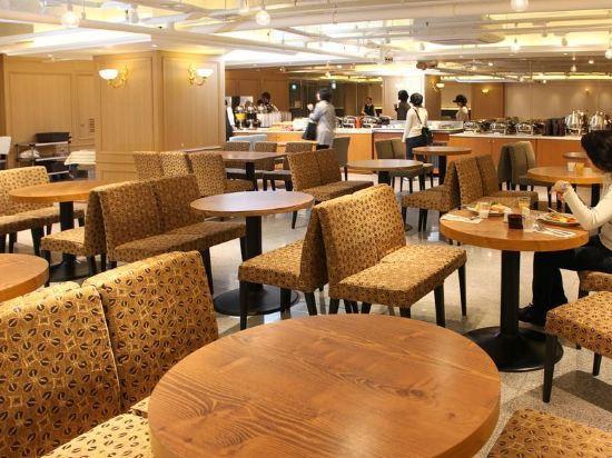 天空花園酒店明洞2號店(Hotel Skypark Myeongdong 2)餐廳