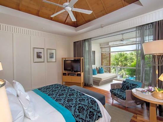 華欣洲際度假酒店(InterContinental Hua Hin Resort)洲際俱樂部特大床房