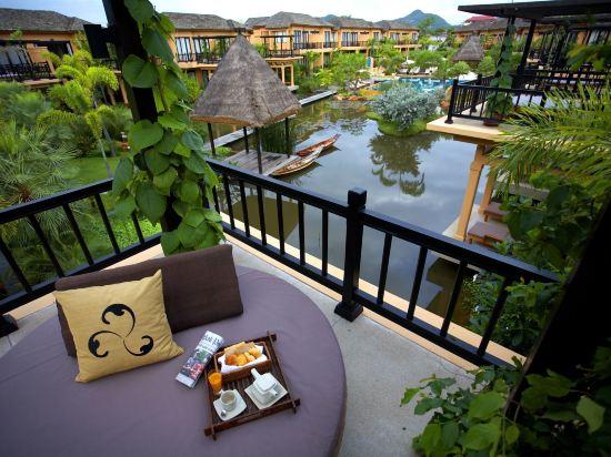 華欣莫維皮克阿薩拉水療及度假酒店(Mövenpick Asara Resort & Spa Hua Hin)露台套房