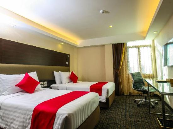 曼谷唐人街皇家酒店(Hotel Royal Bangkok@Chinatown)豪華房