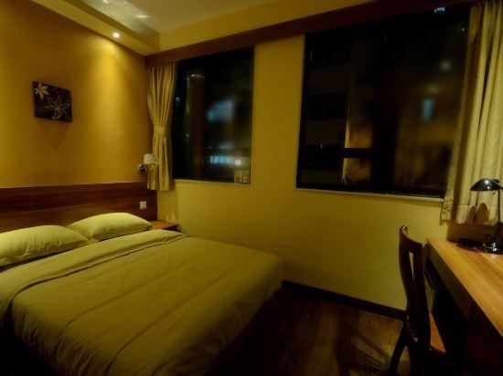 香港雲浦酒店(VP Hotel)經典雙人房