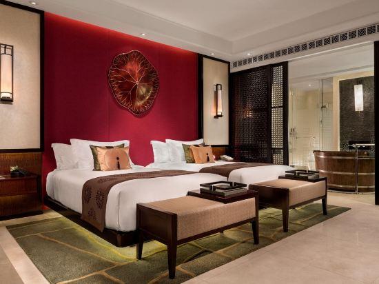 澳門悅榕莊(Banyan Tree Macau)路氹泉悅套房 - 雙床