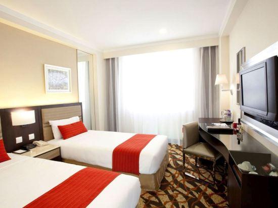 香港九龍維景酒店(Metropark Hotel Kowloon)豪華房
